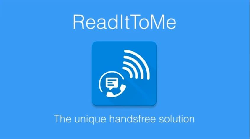 ReadItToMe legge i messaggi e risponde per voi a Whatsapp, Telegram e Hangout (foto)