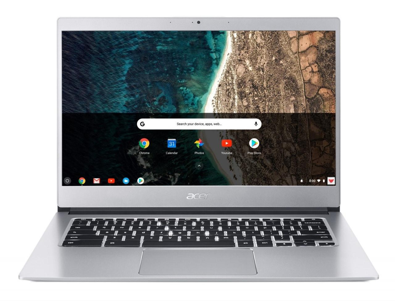 Il Gorilla Glass? Ma si, mettiamocelo anche sul touchpad di Acer Chromebook 514! (foto)