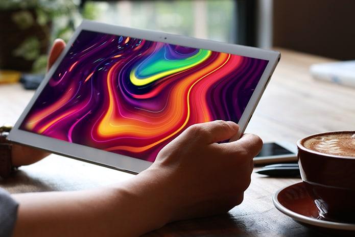 Tablet con schermo 2K, batteria da 8.000 mAh e Project Treble? Potete finanziarlo per 219$ (video e foto)