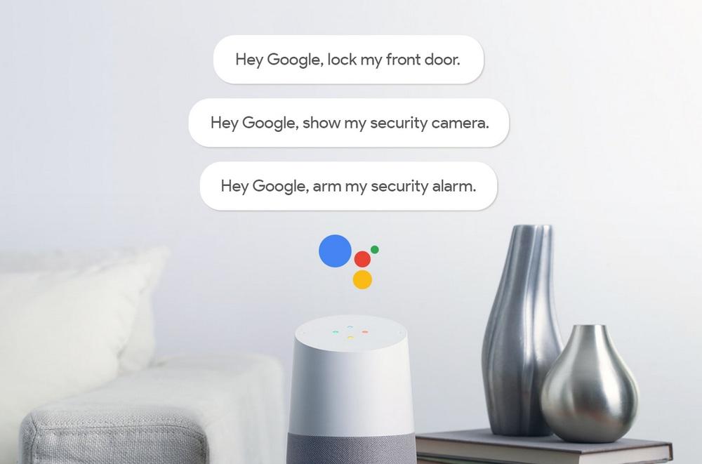 Proteggere la casa? Fatelo con Google Assistant, no?