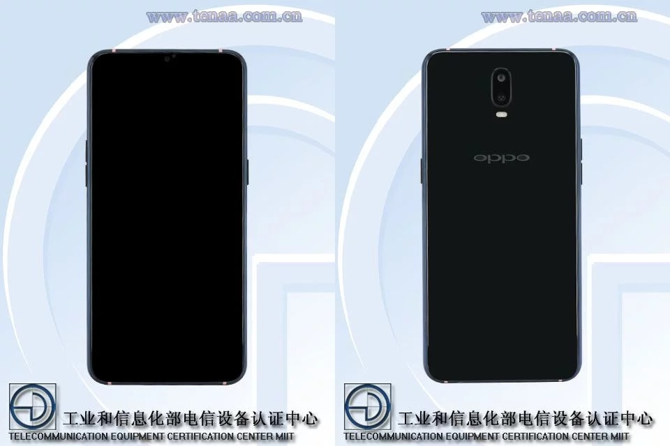 OPPO-R17-Front-and-Rear