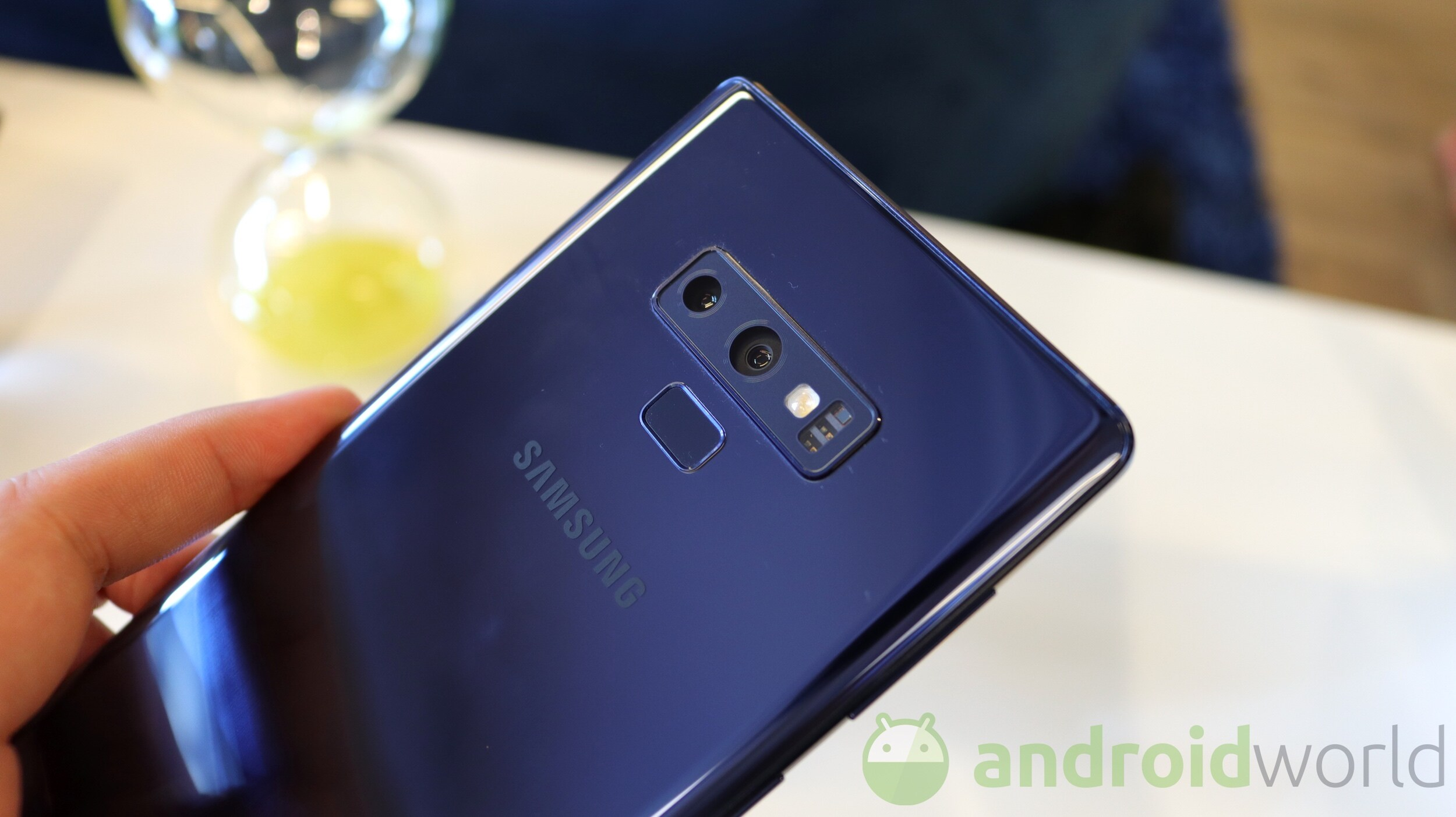 Samsung Galaxy Note 9 anteprima – 6