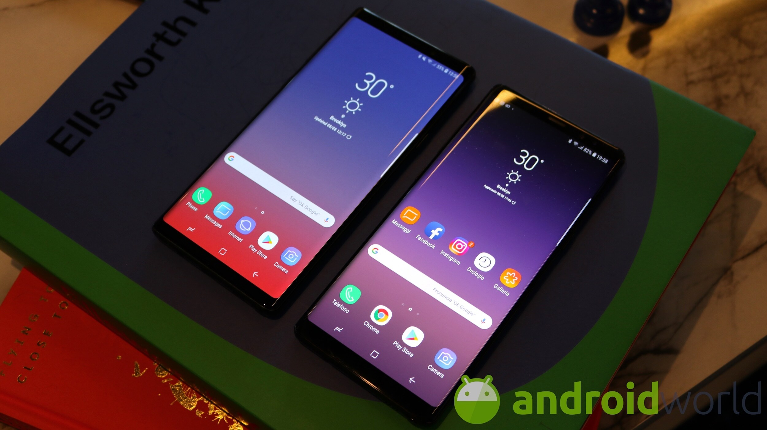 Samsung Galaxy Note 9 anteprima – 64