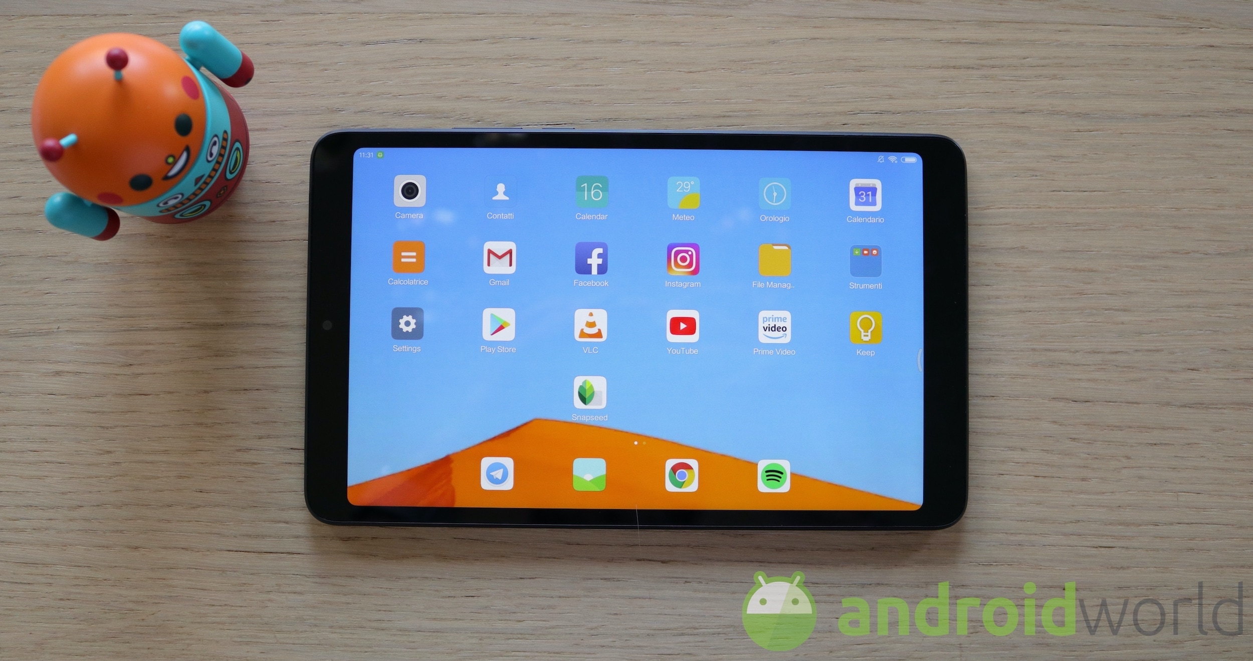 Xiaomi Mi Pad 4 def – 1