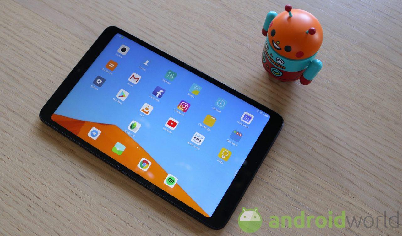 Xiaomi Mi Pad 4 non sarà l'ultimo dei mohicani, o almeno così pare