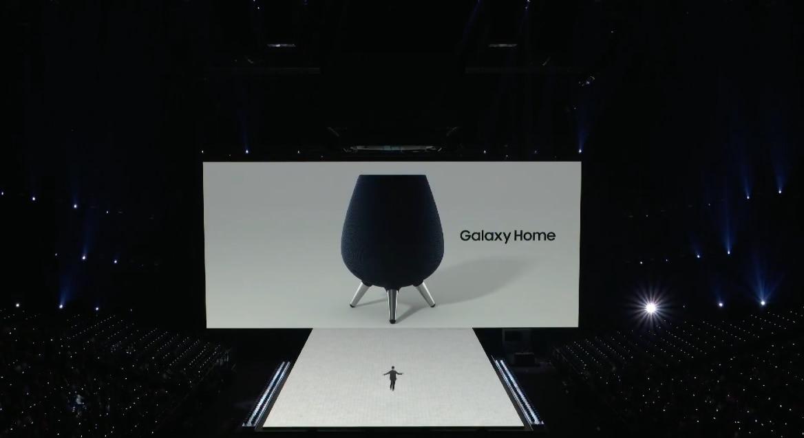 Samsung annuncia che annuncerà uno smart speaker: ecco come sarà Galaxy Home