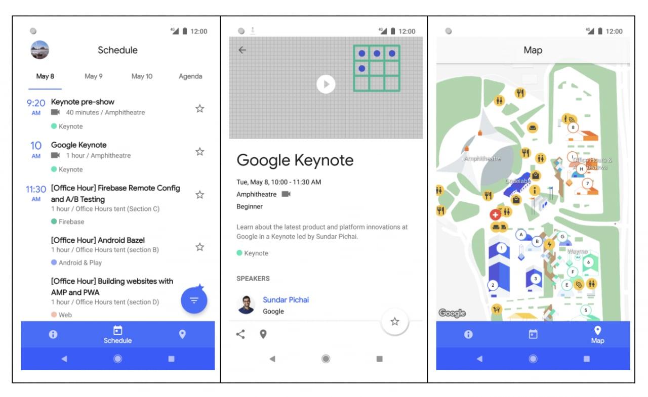Il codice sorgente dell'app Google I/O 2018 è ora disponibile per tutti: se siete sviluppatori, meglio darci un'occhiata