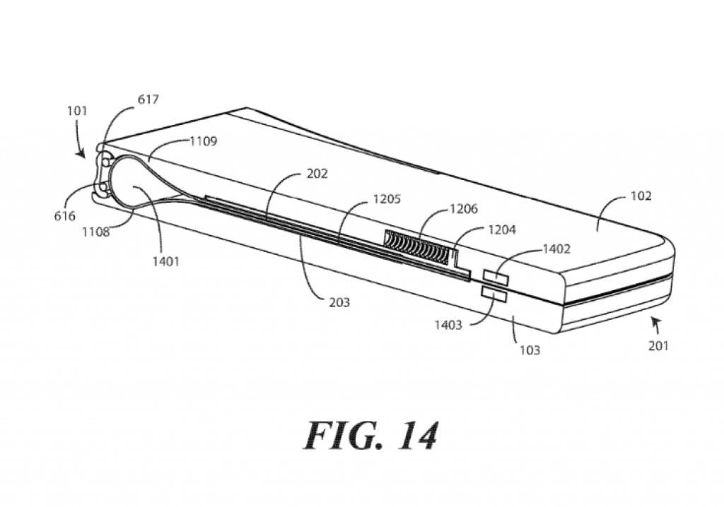 Lenovo registra un brevetto per uno smartphone pieghevole, che stia per resuscitare la serie RAZR? (foto e video)