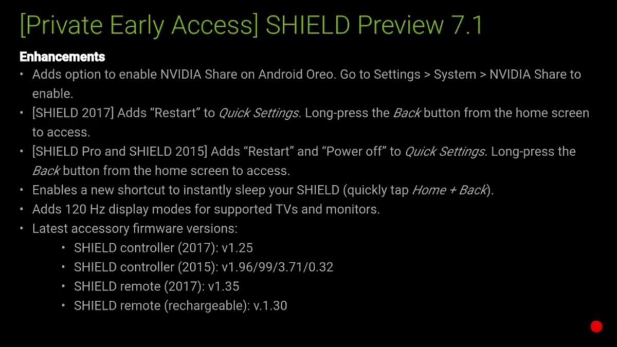 nvidia-shield-7.1-update-changelog