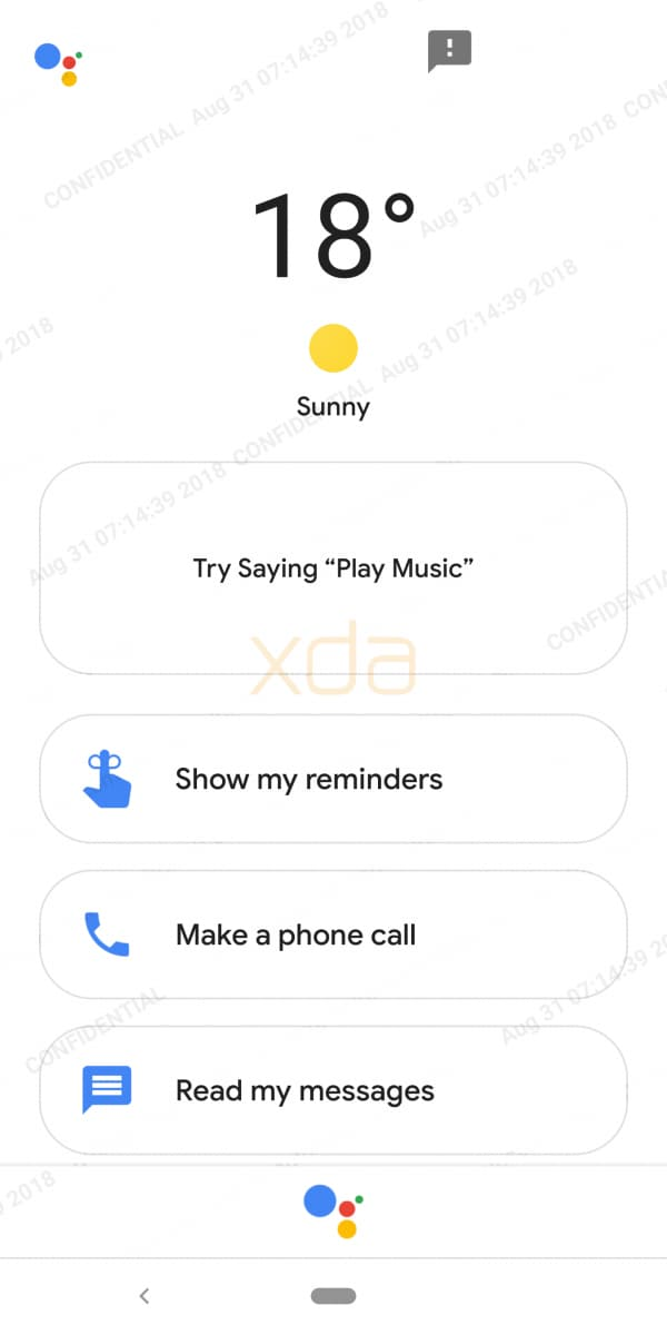 Google-Pixel-3-Google-Pixel-Stand-Google-Assistant-Docked-UI-1