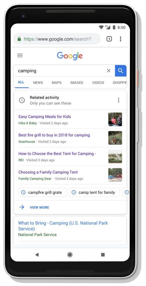 Google activity card_2