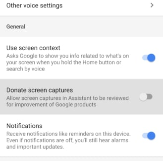 Google app 8.20