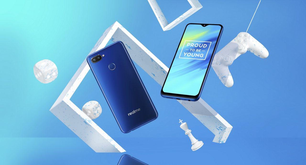 I piani di Realme: nuovo smartphone subito ed un altro con fotocamera da 48 MP più avanti