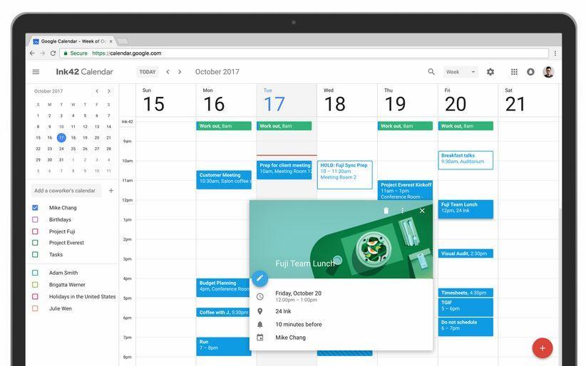 Google Calendar si aggiorna sul Web con l'integrazione dei task e la barra laterale (foto)