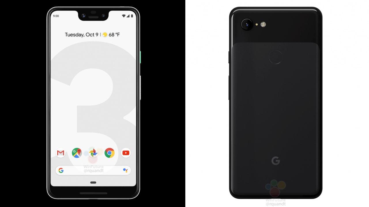 L'ennesimo leak dei Google Pixel 3 non porta grandi novità: non ci resta che sperare nel prezzo? (foto e video)