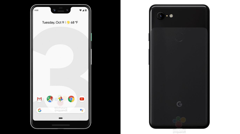 google pixel 3 xl immagini leaked (7)