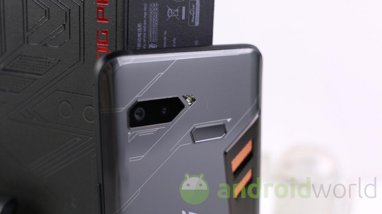 ASUS ROG Phone 2 è il primo smartphone al mondo col nuovissimo Qualcomm Snapdragon 855 Plus (video)