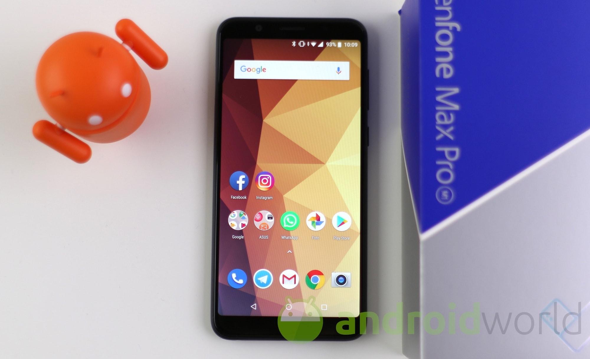ASUS Zenfone Max Pro M1 def – 1