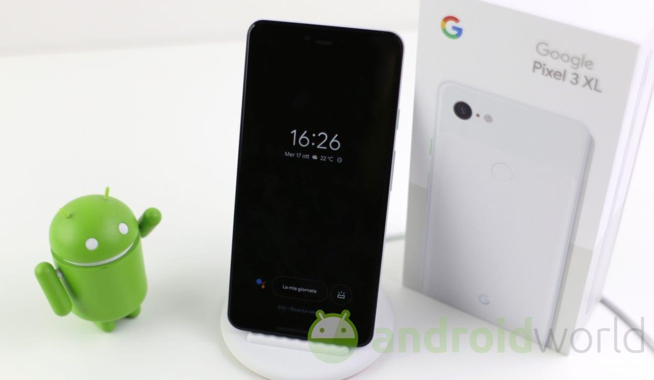 Google rende più Material l'interfaccia di controllo degli aggiornamenti sui Pixel: voi la vedete? (foto)