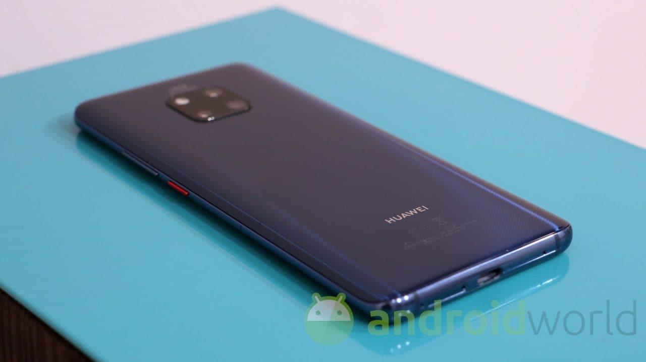 Huawei Mate 20 Pro canta con le balene: scoprite come ci riesce (video)