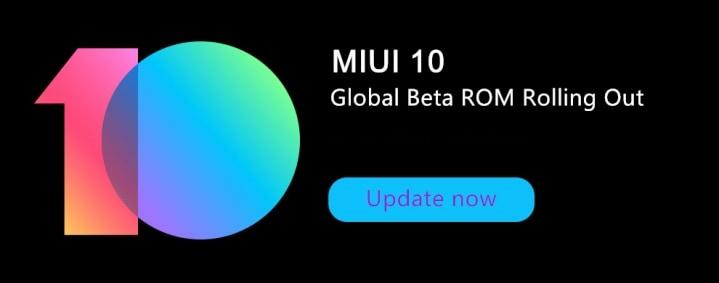 MIUI 10 Global Beta ROM 8.11.15 porta fix per Redmi 5, Mi8 e ripristina security app nelle impostazioni per tutti