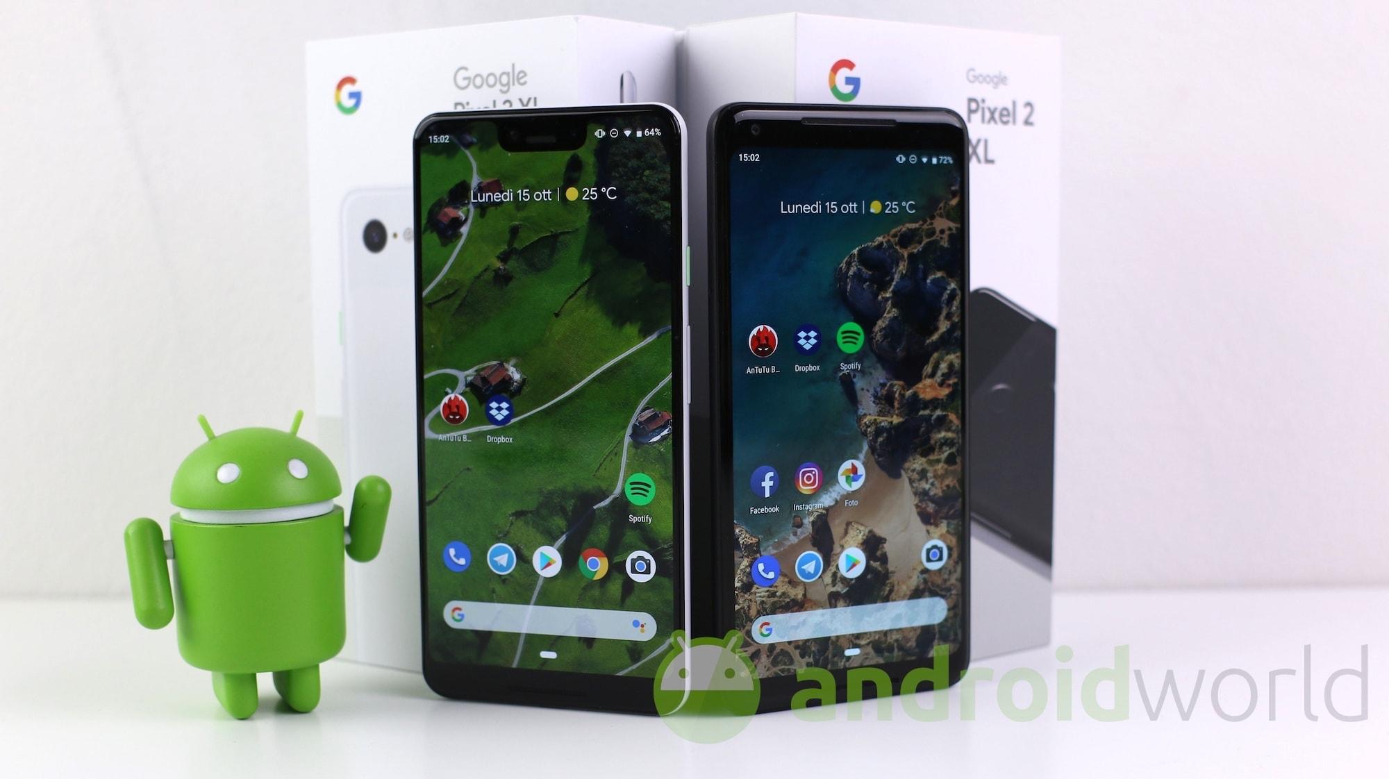 Pixel 3 XL vs Pixel 2 XL – 5