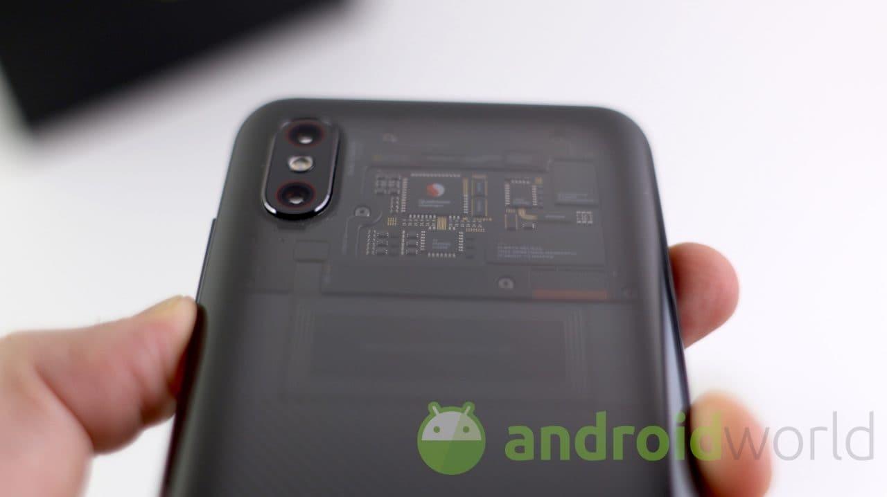 Xiaomi Mi8 Explorer Edition