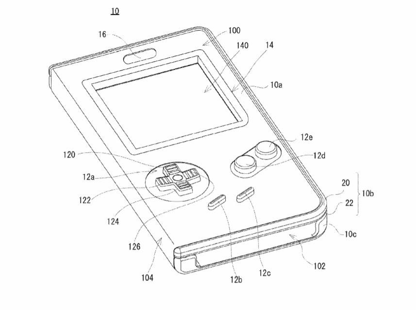 Questa flip cover disegnata da Nintendo serve esattamente a ciò che pensate (foto)
