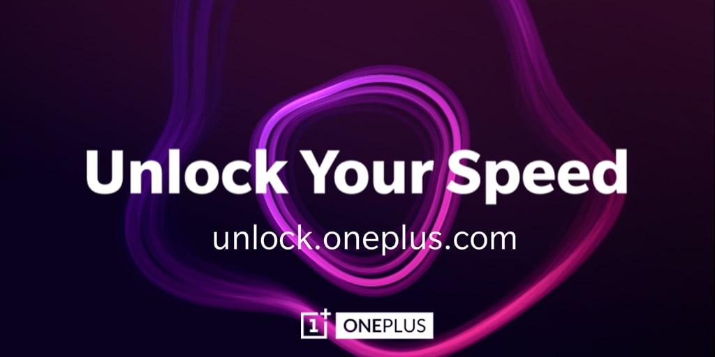 """OnePlus vi regalerà una fornitura a vita di suoi smartphone, con il nuovo gioco """"Unlock Your Speed"""""""