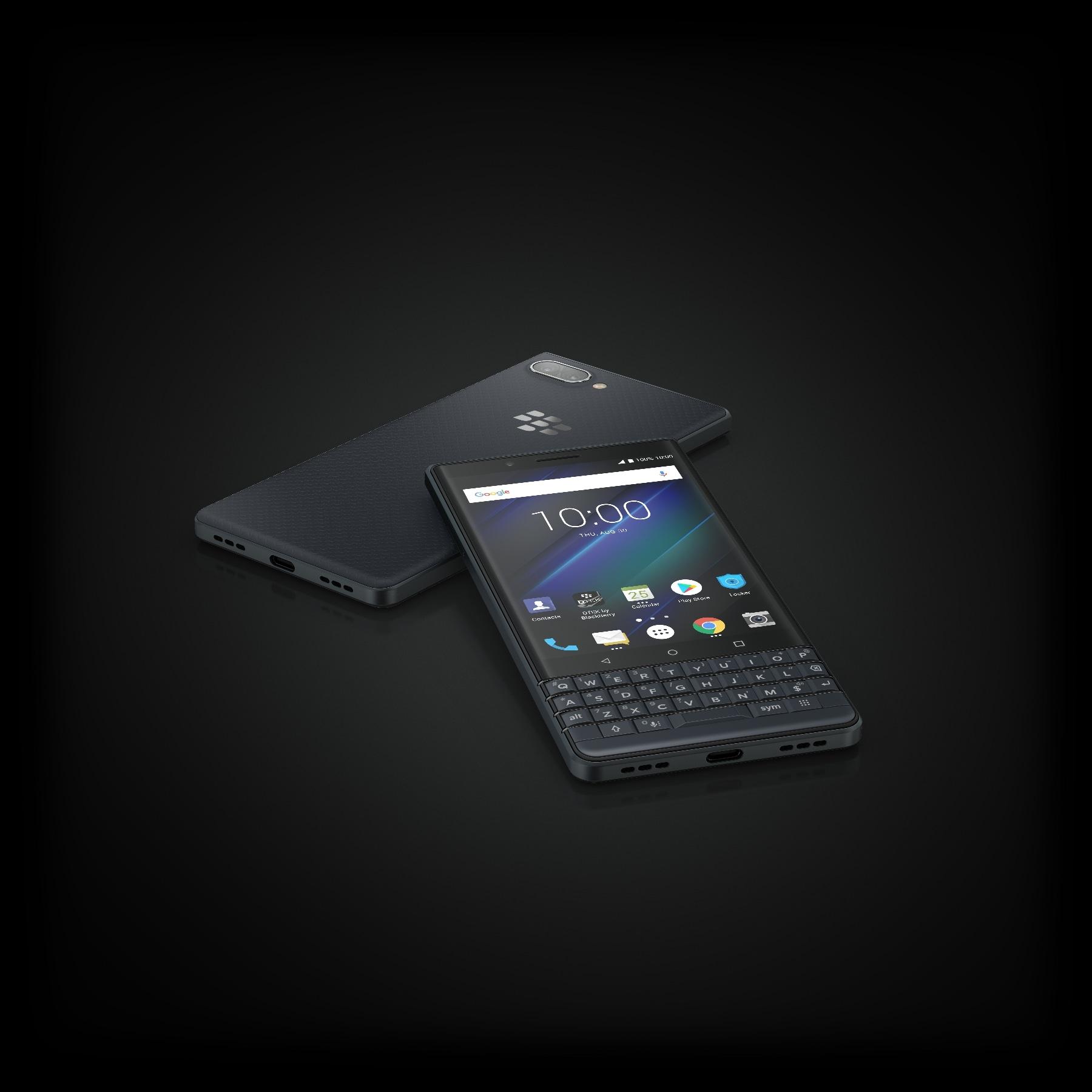 BlackBerry KEY2 LE Slate- (1)