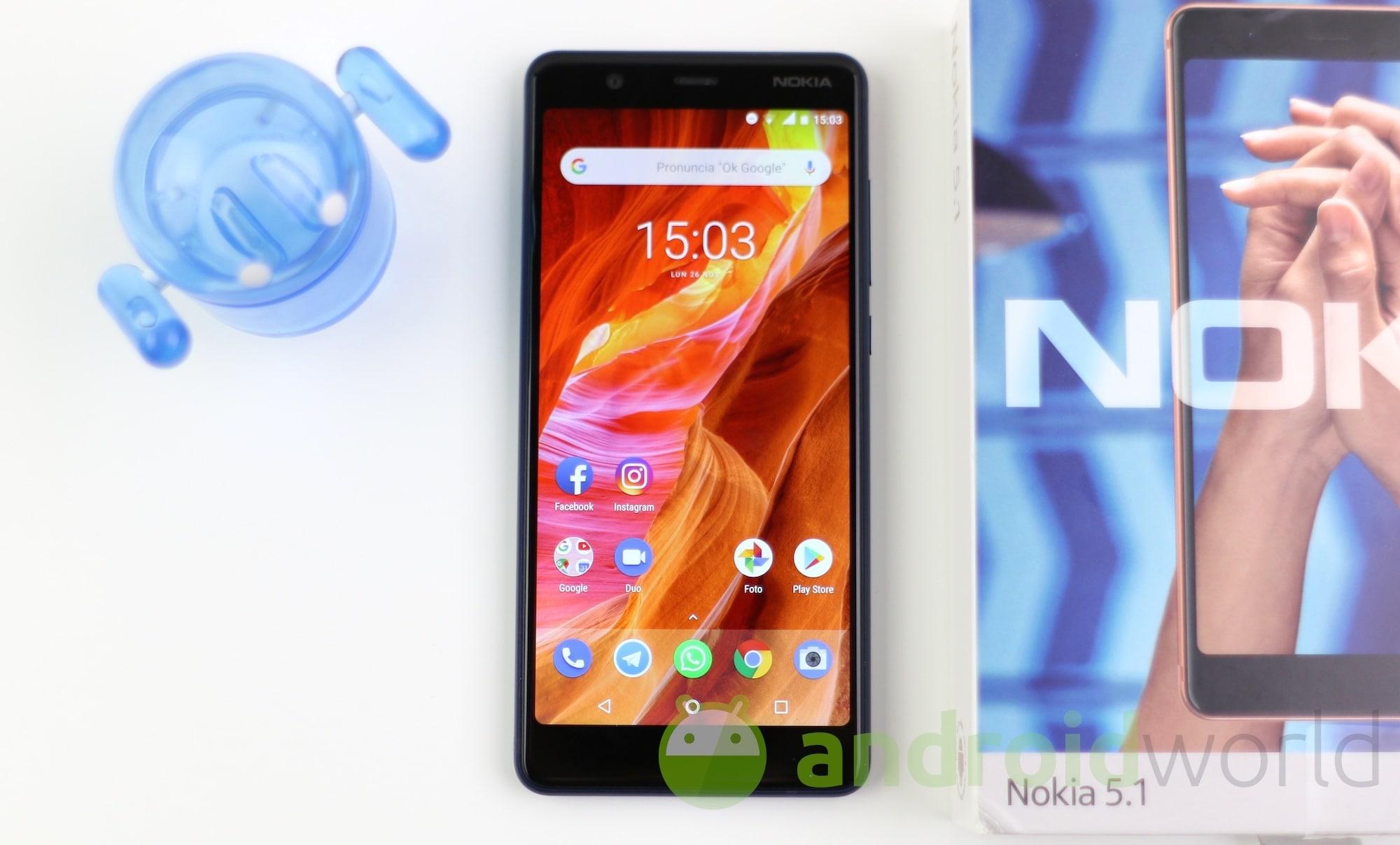 Nokia 5.1 def – 1