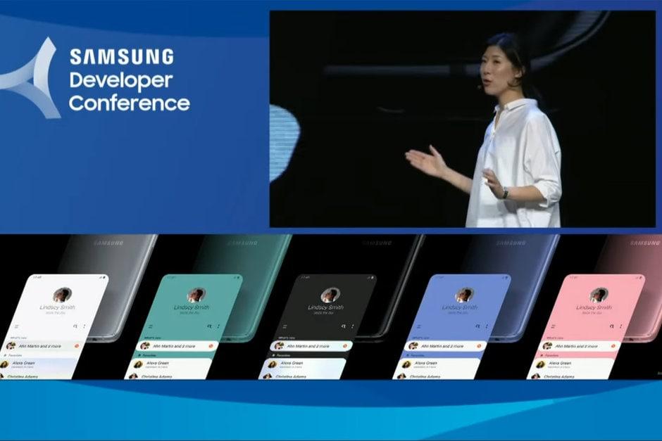 Samsung si lascia scappare indizi sui colori di Galaxy S10: lo vedremo anche in verde e rosa? (video)