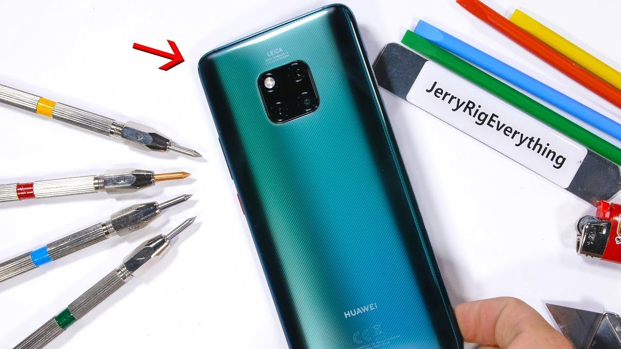 Il display è il pezzo forte di Huawei Mate 20 Pro, ma anche il suo punto debole (video)