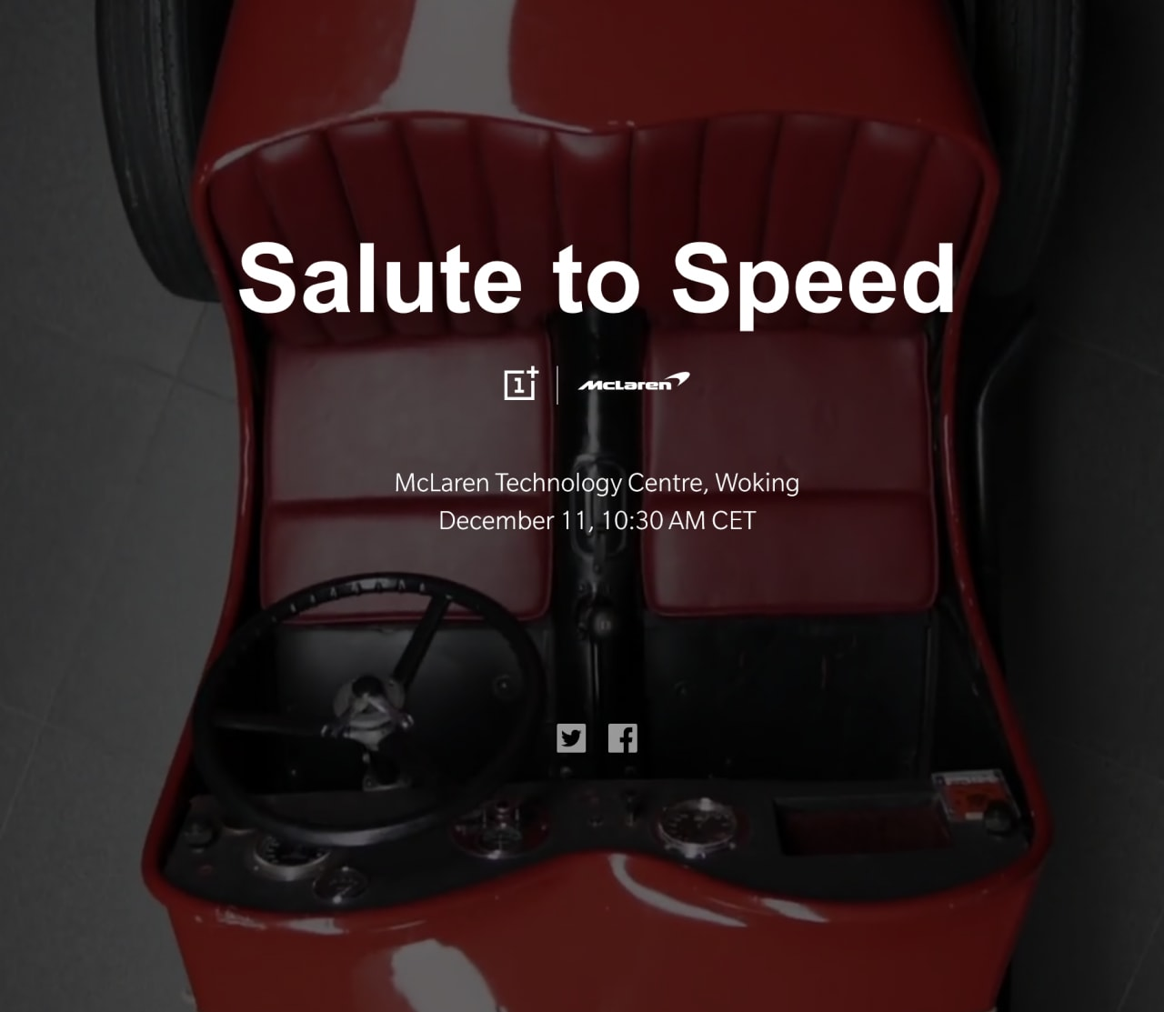 OnePlus e McLaren corrono insieme: edizione speciale del 6T in arrivo? (video)