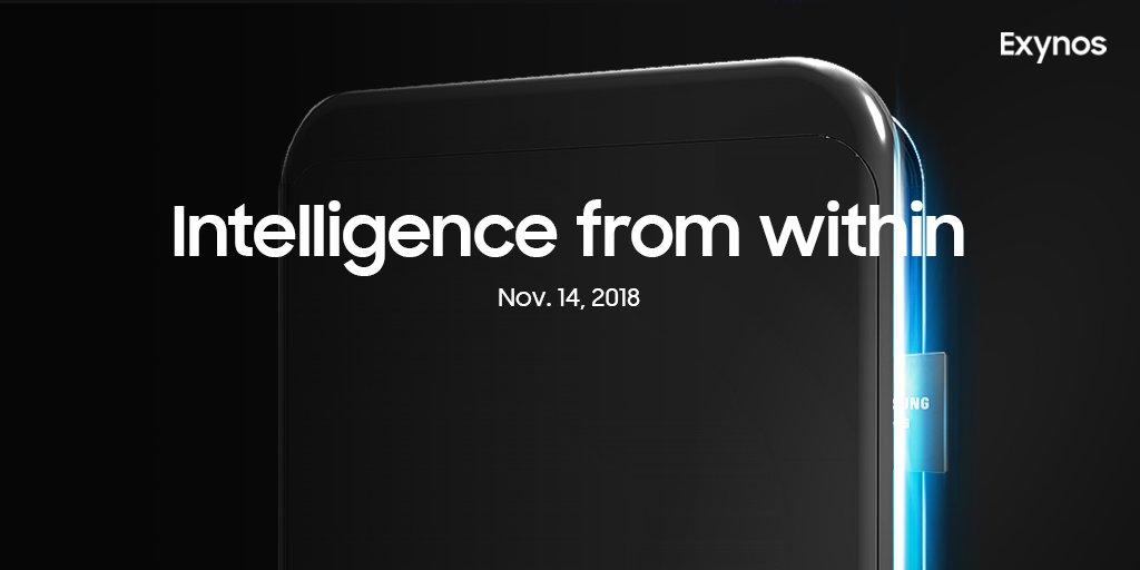 Samsung svelerà il 14 novembre il nuovo Exynos 9820, il SoC di Galaxy S10