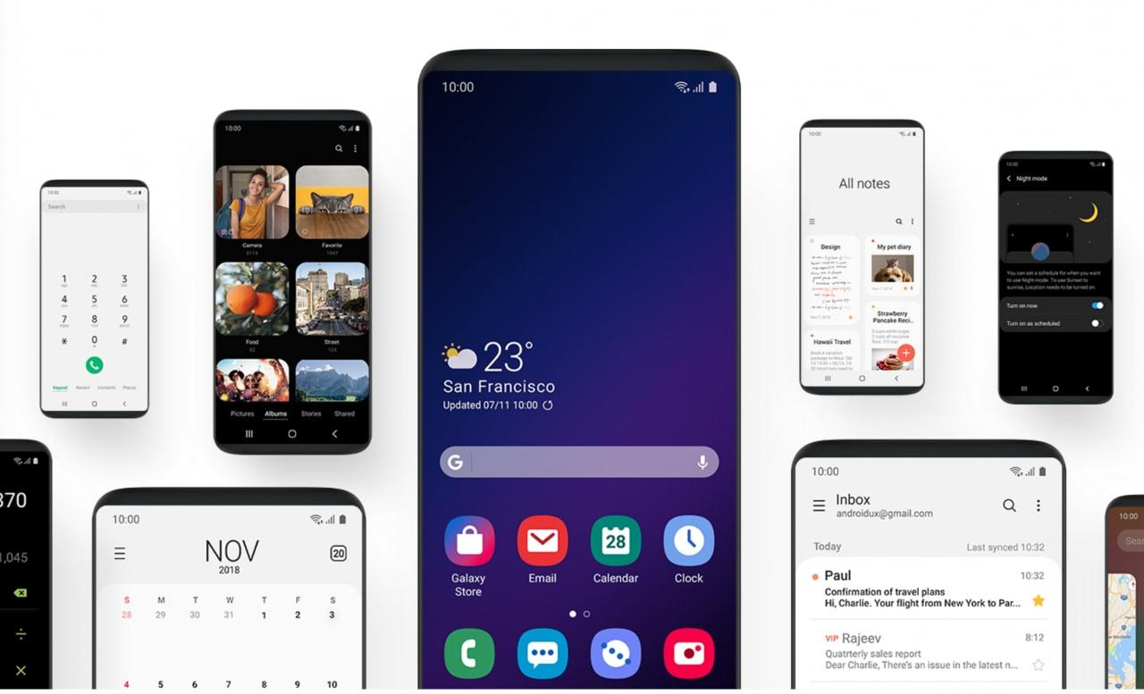 Curiosi di vedere Android Pie su Galaxy S9? Ecco la prova della nuova Samsung One UI (video)