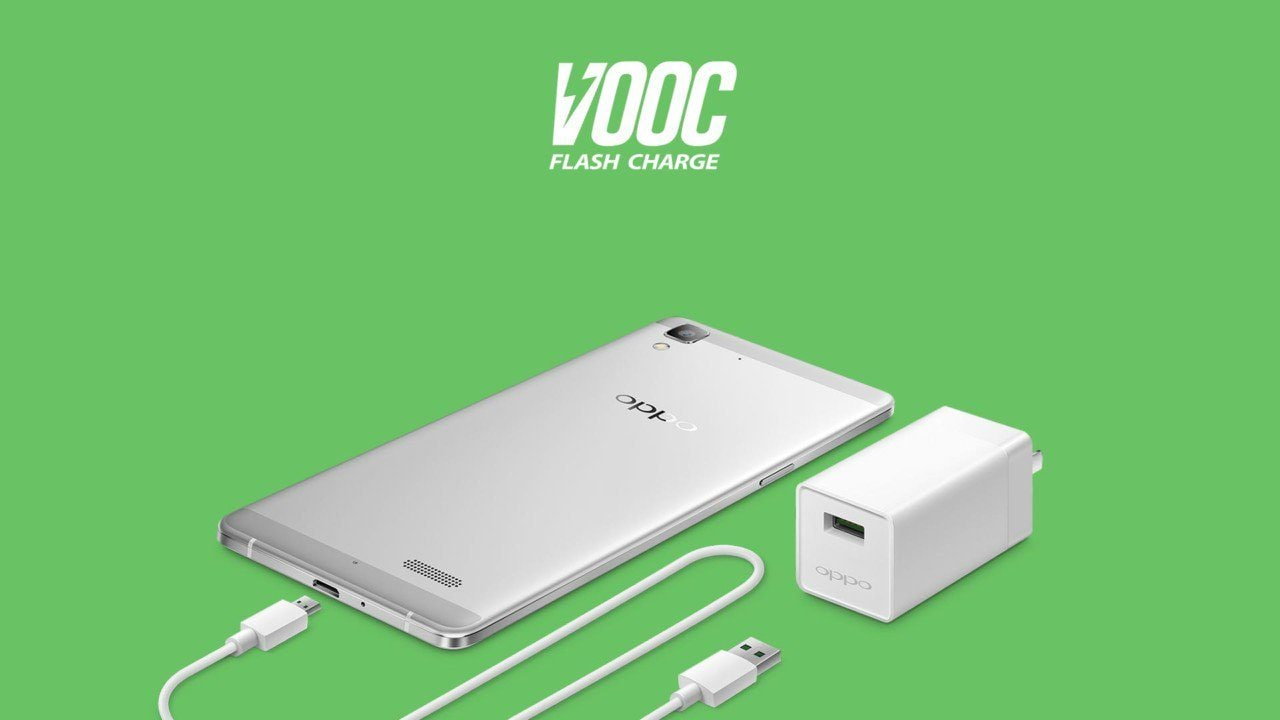 Oltre 100 milioni di dispositivi utilizzano la ricarica rapida VOOC di Oppo