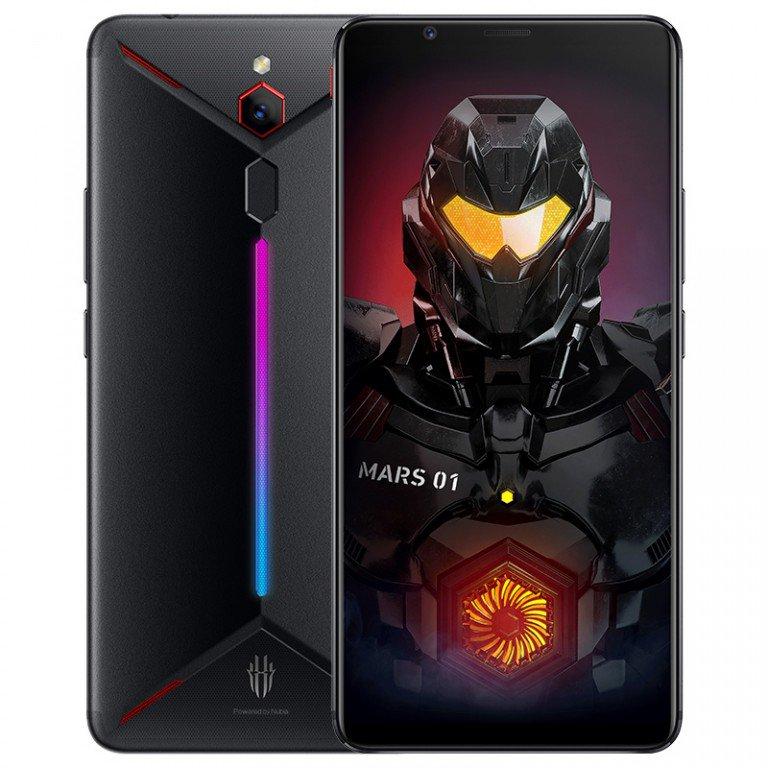 Ecco Nubia Red Magic Mars: Snapdragon 845, Android Pie, audio DTS 7.1 e ben 10 GB di RAM! (video e foto)