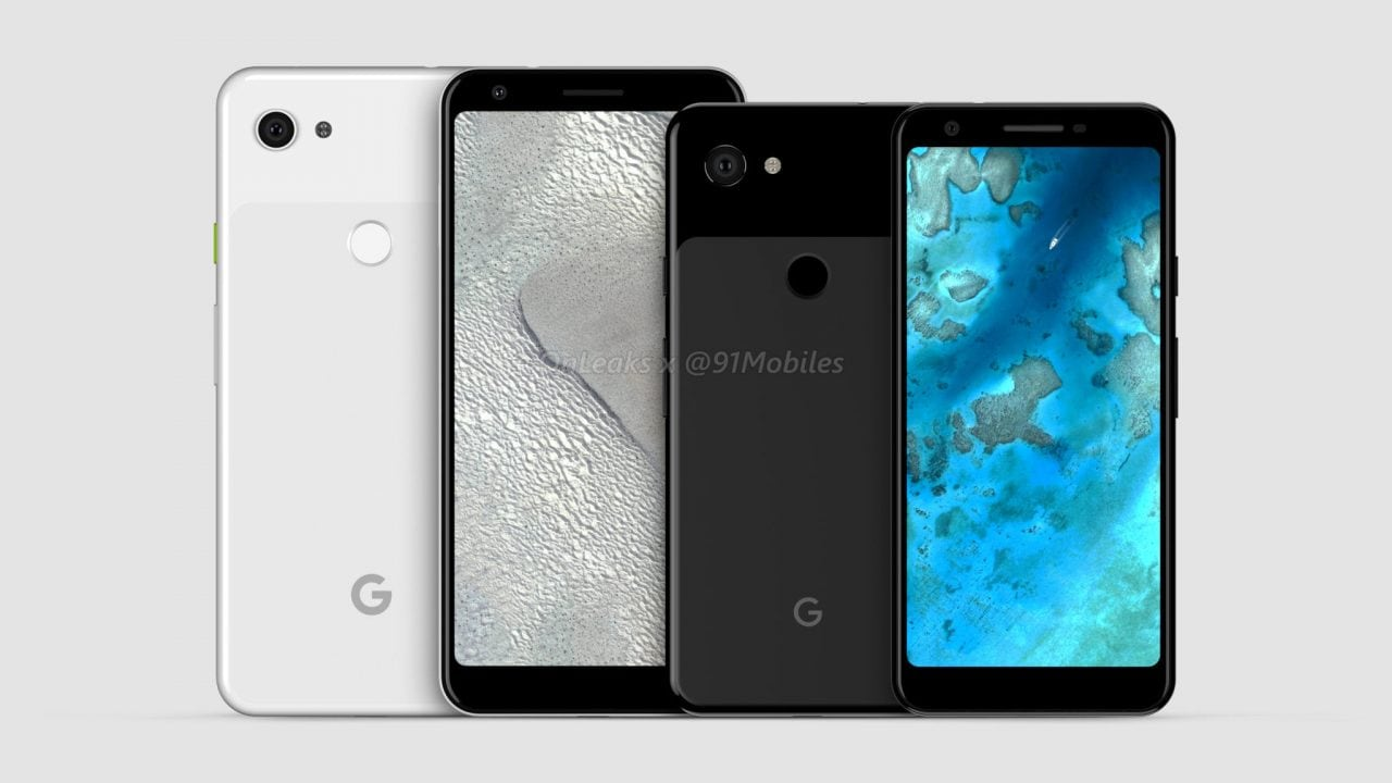 Google Pixel 3 Lite e Pixel 3 XL Lite pronti a sbarcare in India, ecco i loro codici identificativi