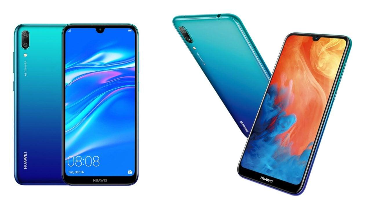 Huawei Y7 Pro 2019 ufficiale: l'ultimo smartphone dell'anno è un entry level niente male! (foto)
