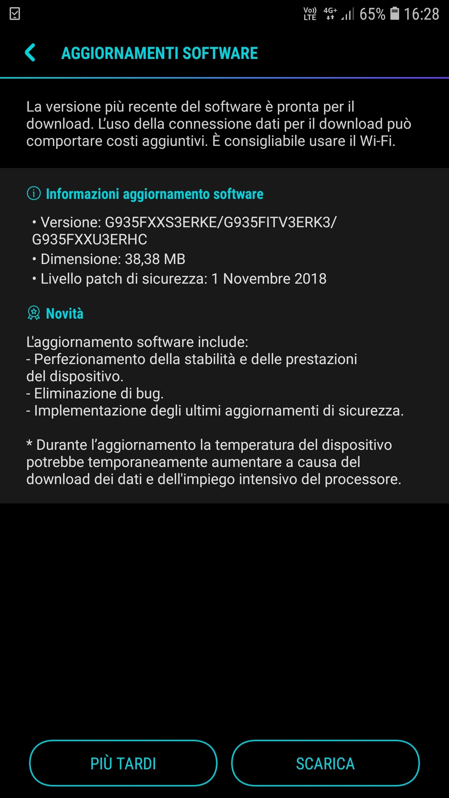 Samsung-Galaxy-S7-edge-aggiornamento-dicembre-2018