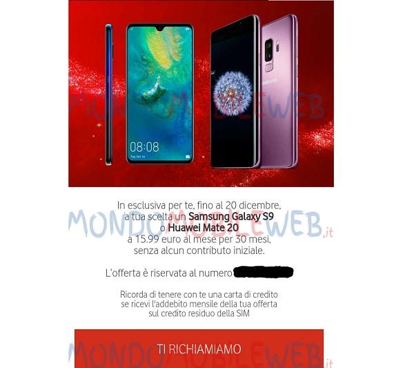 Vodafone-proposta-galaxy-s9-mate-20