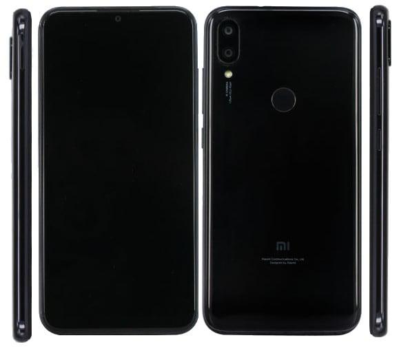 Xiaomi prepara il suo primo smartphone con notch a goccia: Redmi 7 sei tu? (aggiornato: Mi Play)