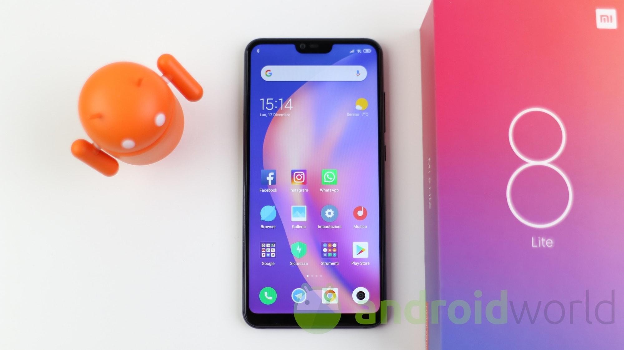 Xiaomi Mi8 Lite def – 2