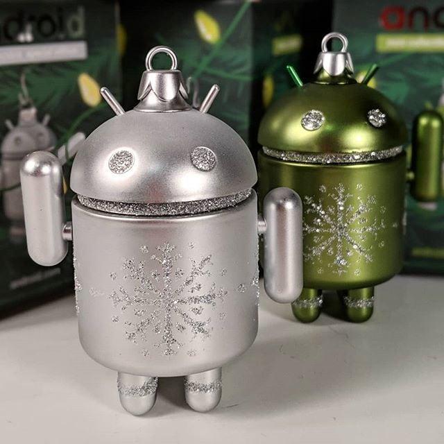 I nuovi Android Mini di Dead Zebra sono perfetti per l'albero di Natale (foto)
