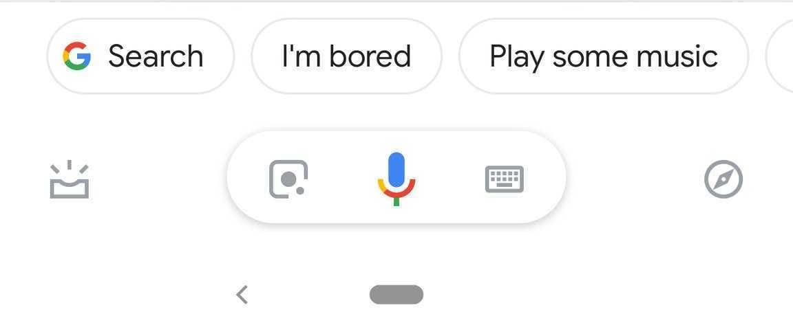 Google Assistant potrebbe avere tutto piazzato sulla nuova barra inferiore (foto)