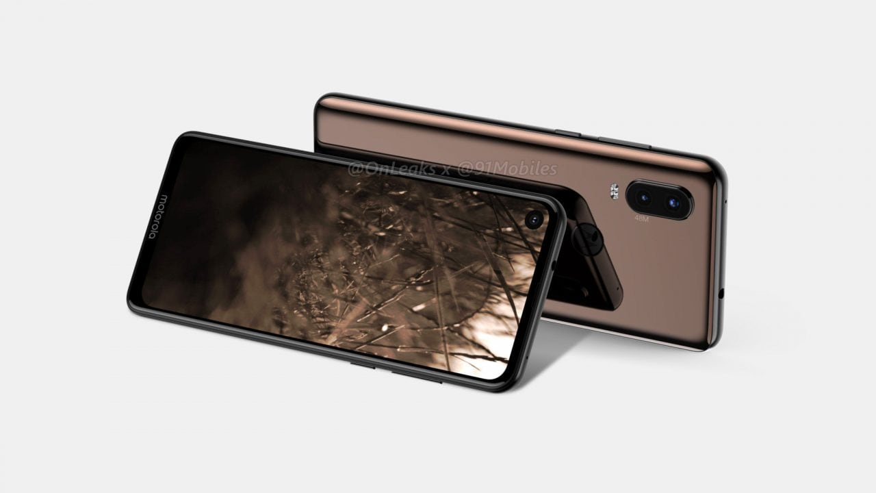 Motorola al lavoro sul suo primo smartphone col buco: ecco Moto P40 (foto e video)