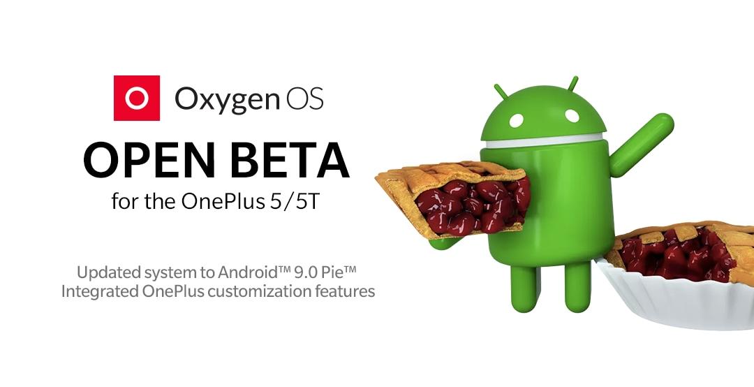 OnePlus 5 e 5T festeggiano il natale con l'aggiornamento ad Android Pie in beta