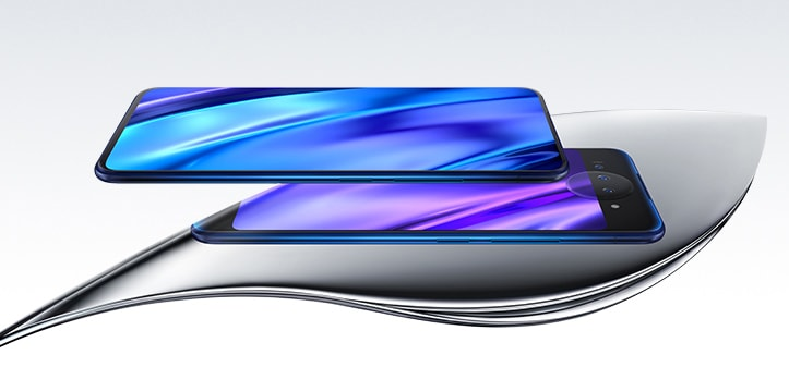 Vivo NEX 2 non sarà pieghevole, ma avrà due display e un oblò LED (foto e video)