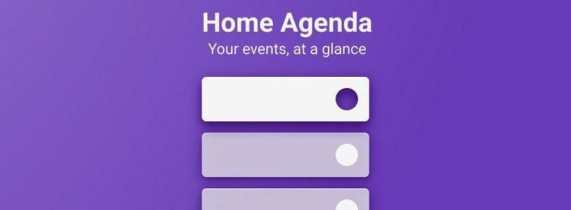 Il widget calendario minimale di Francisco Franco arriva anche in una versione gratuita (foto)
